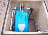 Změkčení vody změkčovacím filtrem A 35 K v kabinetovém provedení - Ústí nad Labem