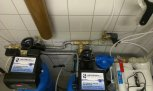 Úprava vody pro skrápění rostlin-Praha