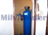 Odstranění manganu filtrem A 100 D + ET - Čeňovice