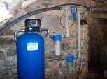 Odstranění železa a manganu filtrem A 100 D s dávkovacím čerpadlem - Limberk - Bělá
