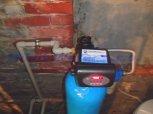 Změkčení vody změkčovacím filtrem A60K-Čáslav