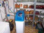 """Změkčení vody filtrem A 35 K G1"""" kabinet - Kutná Hora"""