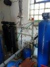 Odstranění dusičnanů filtrem A150AN-Svojšice