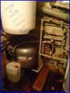 Odstranění železa, manganu, zákalu a barvy filtrem A 100 P a A 60D s ET - Hradec Králové