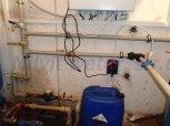 Zvýšení pH dávkovacím čerpadlem s tlakovou nádobou-Klimkovice