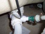 Změkčení vody změkčovacím filtrem A60K a odstranění dusičnanů Atlas filtrem s anex náplní-Žeravice