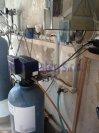 """Odstranění železa filtrem A 100 P300 G1"""" a snížení tvrdosti vody filtrem A25K G1"""" - Býchory"""