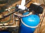 Odstranění dusičnanů a arsenu filtry A80As a A15AN-Vranovská Lhota