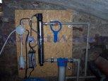 Odstranění bakterií UV lampou 2,3 m3-Soběhrdy