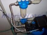 """Odželeznění a odstranění barvy a zákalu filtrem A 35 EXtreme G1""""-Kolín"""