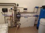 Změkčení vody a odstranění železa, manganu, bakterií, atd.filtrem A80EXtreme-K+UV lampou+RO-Tachlovi