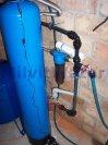 """Odstranění železa a manganu filtrem A60P300 G1""""-Březenec"""
