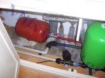 Změkčení vody změkčovacím filtrem A 35 K v kabinetovém provedení - Přehvozdí