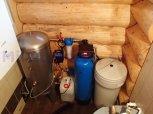 Odstranění tvrdosti vody, amonných iontů, síranů a H2S filtrem A35EXtreme-AA+ET impuls-Kolín