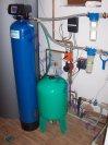 Odstranění železa a manganu odželezňovacím a odmanganovacím filtrem A 60 D s ET - Jindřichův Hradec