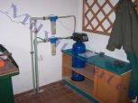 Odstranění železa odželezňovacím filtrem A 35 D s dávkovacím čerpadlem - Bohdaneč