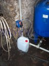 Odstranění bakterií dávkovacím čerpadlem ET 02/06 - časové - Podrabský mlýn