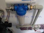 Odstranění železa a tvrdosti vody filtrem A35K standard-Labětín