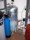 Odstranění železa filtrem A35D s dávkovacím čerpadlem ET 02/06-Loučná pod Klínovcem