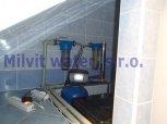 """Změkčení vody a odstranění železa filtrem A 35 EXtreme G1""""+UV lampa+RO-Skyšice"""