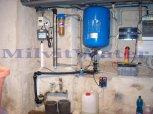 Odstranění bakterií dávkovacím čerpadlem ET 02/06 a UV lampou-Zlenice-Lštění