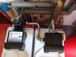 Změkčení vody a odstranění bakterií filtrem A25 K kabinet s UV lampou a odstranění železa filtrem A