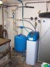 Změkčení vody změkčovacím filtrem A 35 K v kabinetovém provedení - Dobřichovice