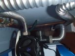 Odstranění tvrdosti vody a železa filtrem A35EXtreme kabinet-Bylany