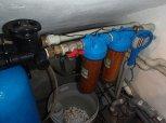 Odstranění nadlimitních prvků filtrem A60EXtreme a odstranění bakterií UV lampou-Nenačovice