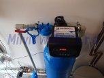 Odstranění tvrdosti vody, železa a manganu filtrem A60EXtreme-K-Žďár nad Orlicí