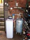 Změkčení vody filtrem A35K v kabinetovém provedení - Ohrada-Nová Ves I.