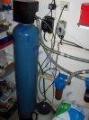 odstranění manganu a železa filtrem A 60 MTM - Hradištko