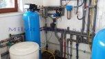 Odstranění železa, barvy a zápachu z vody filtrem A100EXtreme - Běleč nad Orlicí