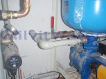 Snížení tvrdosti vody, zvýšení pH, odstranění dusičnanů a bakterií filtrační sestavou - Žabonosy