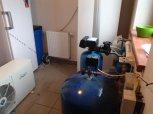 Odstranění železa, manganu a tvrdosti vody filtrem A35EXtreme -Vidice