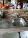 Reverzní osmóza do kuchyňské linky a třícestná baterie-Bílkovice