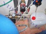 """Odstranění železa odželezňovacím filtrem A 35 D G1"""" s dávkovacím čerpadlem - Lipová - Lázně"""