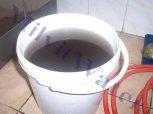 Nefiltrovaná voda ze studny